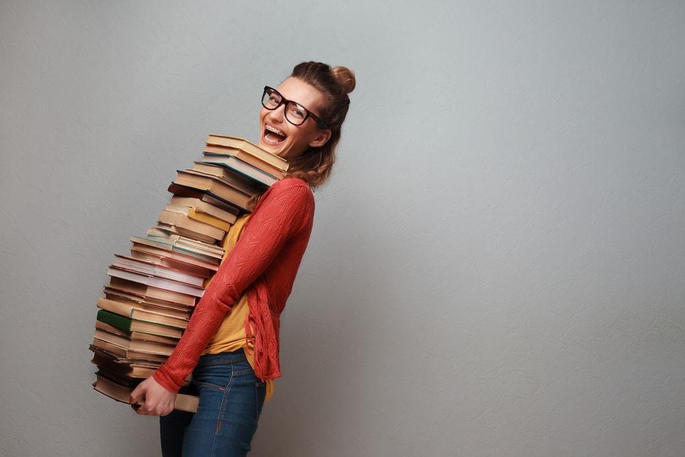 10 horas de lectura a la semana equivalen a 104 libros leídos en un año