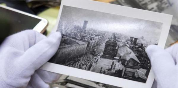 Fotografía Archivo Municipal de Barcelona