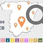 El mapa interactivo que visibiliza las buenas prácticas en el ámbito bibliotecario