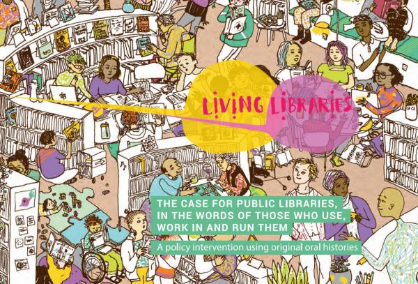 Recomendaciones bibliotecas públicas Living Libraries