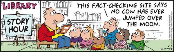 La verificación de hechos llega a los clubes de lectura infantil