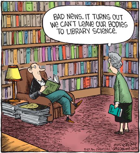 No todas las donaciones son válidas para las bibliotecas