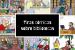 17 viñetas cómicas sobre bibliotecas