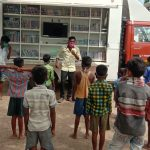 «Bibliobús Anantapur», un proyecto de acceso a la lectura y cultura a través de bibliotecas rurales y móviles en el sur de la India
