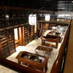 Descubre la maravillosa Biblioteca del Parlamento de Andalucía y algunos de sus espectaculares tesoros