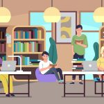 Las bibliotecas ayudan a las personas a llevar una vida más informada, creativa y feliz