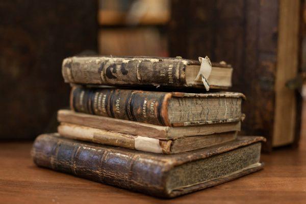 Tipos de archivos eclesiásticos