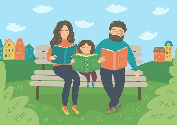 La lectura es uno de los pilares del aprendizaje y el entretenimiento