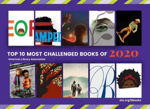 Libros censurados en EEUU en 2020