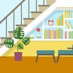 10 ideas decorativas para presumir de libros en casas pequeñas