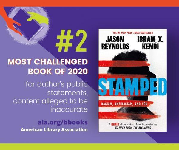 Stamped Ibram X Kendi y Jason Reynolds