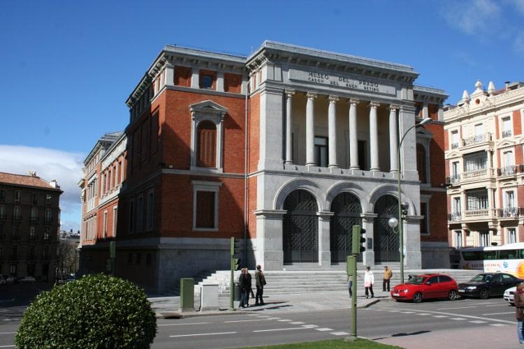 Casón del Buen Retiro Museo del Prado
