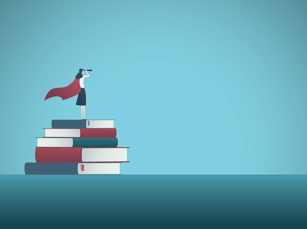 Las bibliotecas nunca paran de aprender