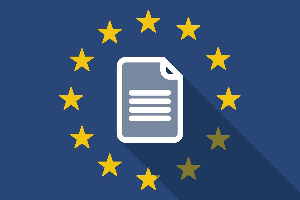 El sistema archivístico de la Unión Europea