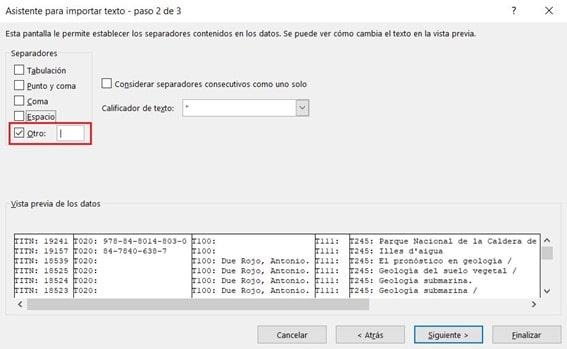 Importar información de AbsysNet a Excel 2