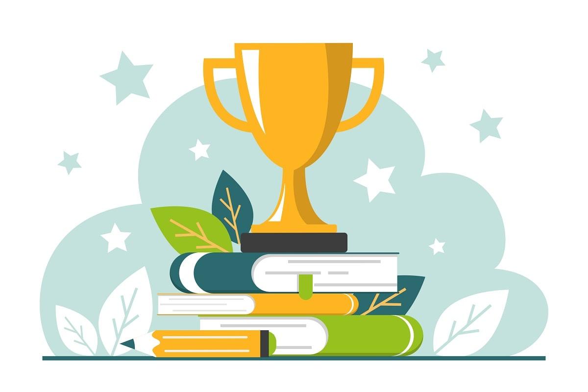 Un premio literario es una distinción otorgada por una actuación literaria
