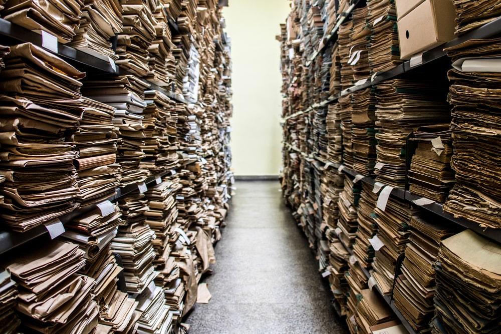 El punto de arranque de la Archivística es la enunciación del principio de procedencia de Natalis de Wailly