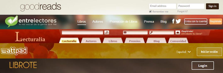 5 comunidades online para acertar con tu próxima lectura
