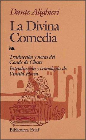 6. La divina comedia