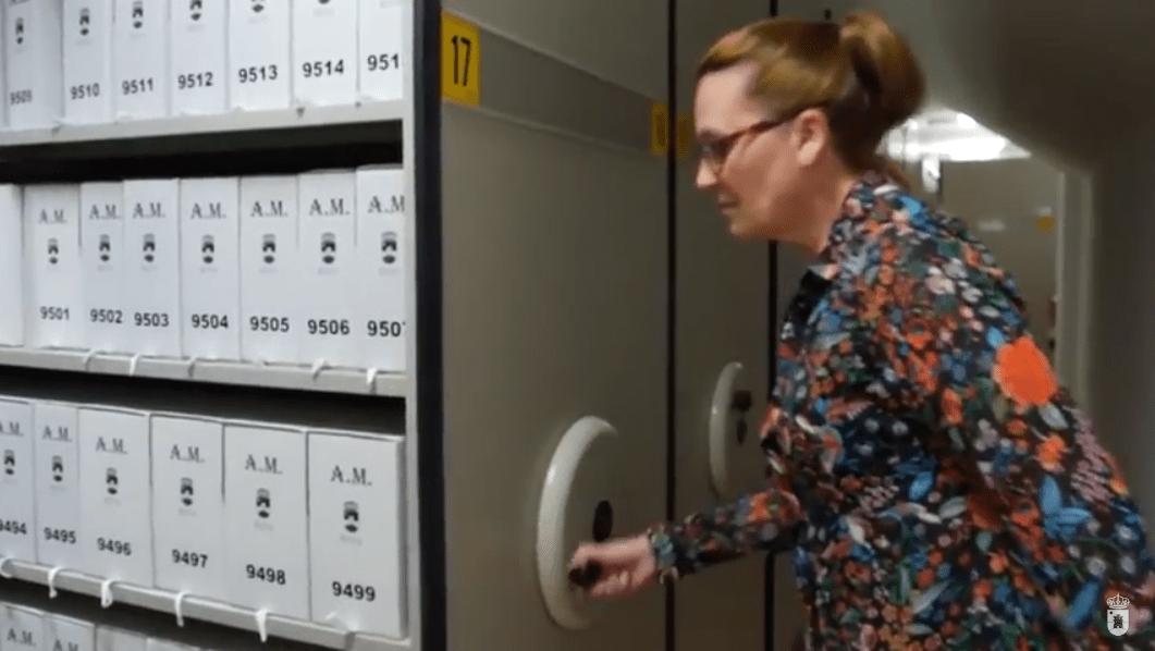 Adela Navarro archivera municipal de Roquetas de Mar
