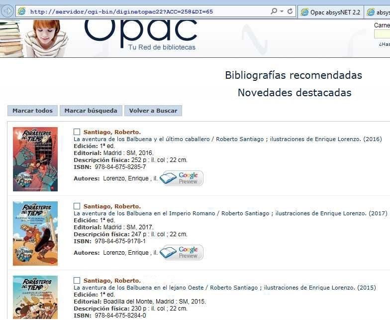 Bibliografías no asociadas a biblioteca / sucursal