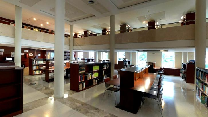 Biblioteca Pública del Estado en A Coruña