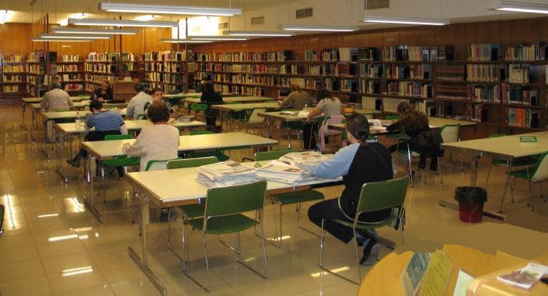 Biblioteca Pública del Estado en Alicante