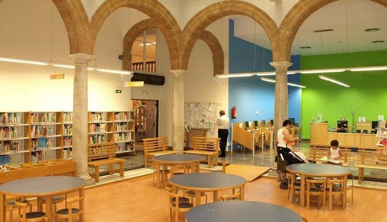 Biblioteca Pública del Estado en Cádiz
