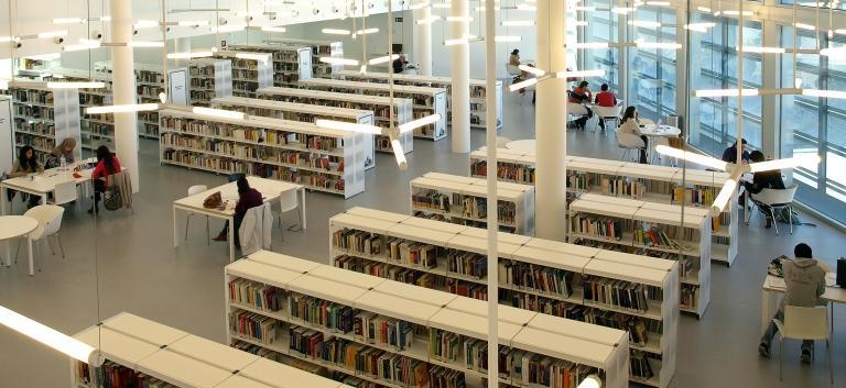 Biblioteca Pública del Estado en Ceuta