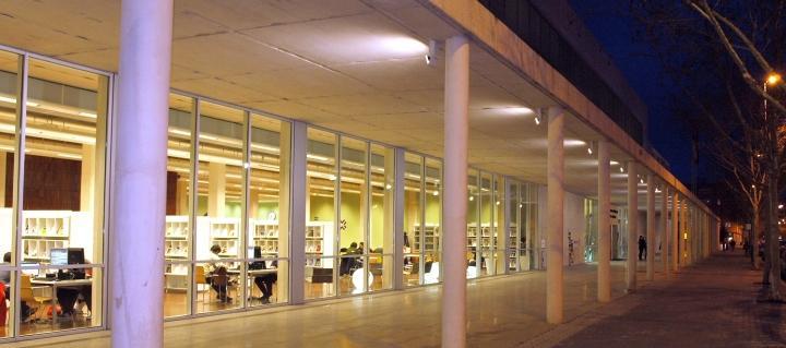 Biblioteca Pública del Estado en Ciudad Real