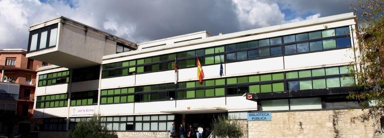 Biblioteca Pública del Estado en Cuenca