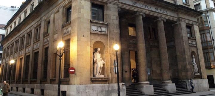 Biblioteca Pública del Estado en Gijón