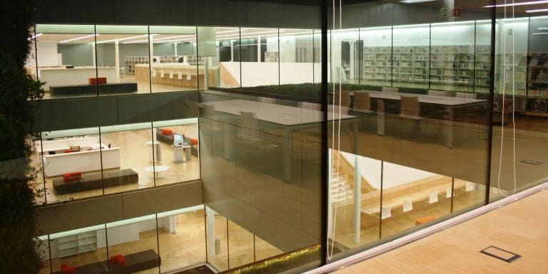 Biblioteca Pública del Estado en Girona