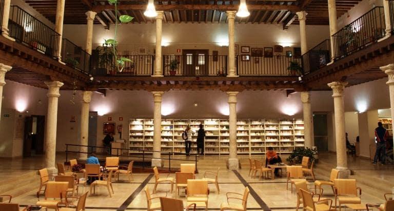 Biblioteca Pública del Estado en Guadalajara