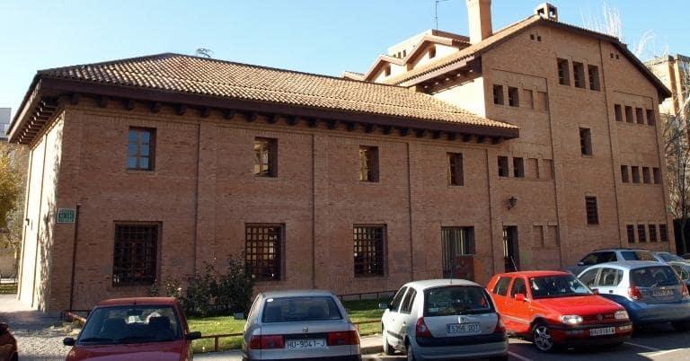 Biblioteca Pública del Estado en Huesca