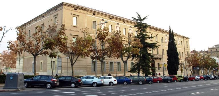 Biblioteca Pública del Estado en Lleida