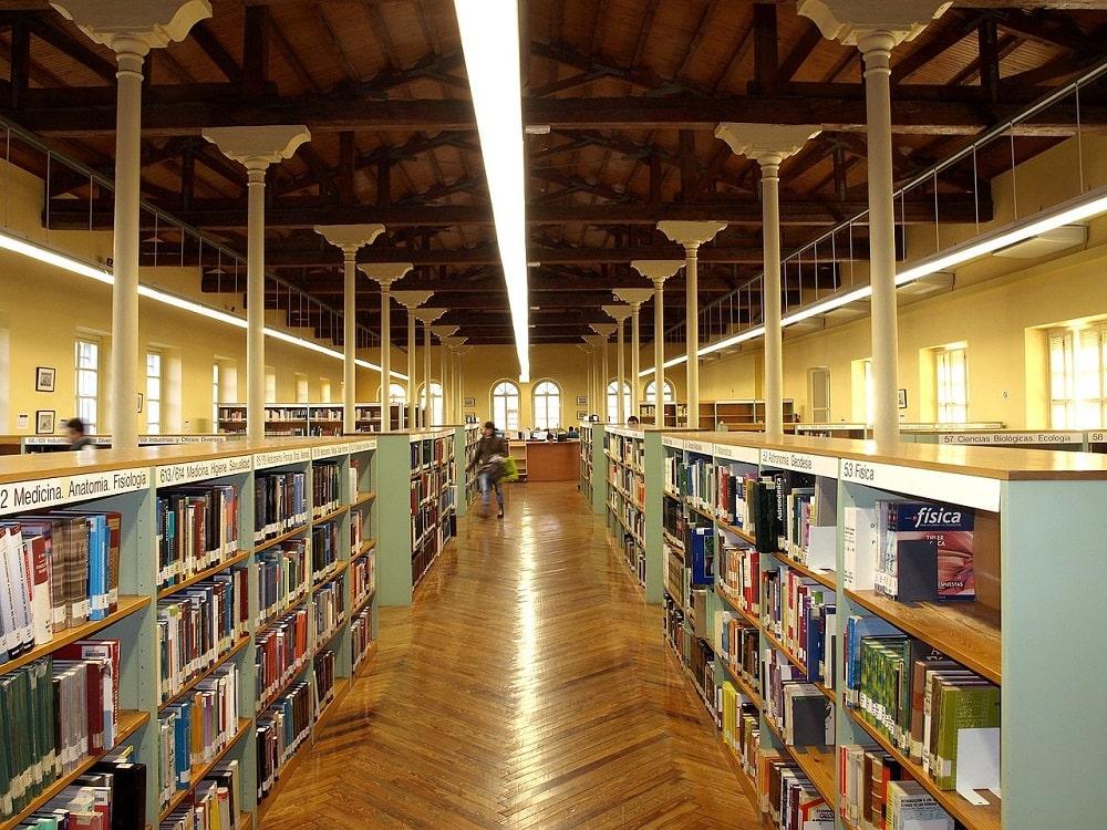 Biblioteca Pública del Estado en Logroño
