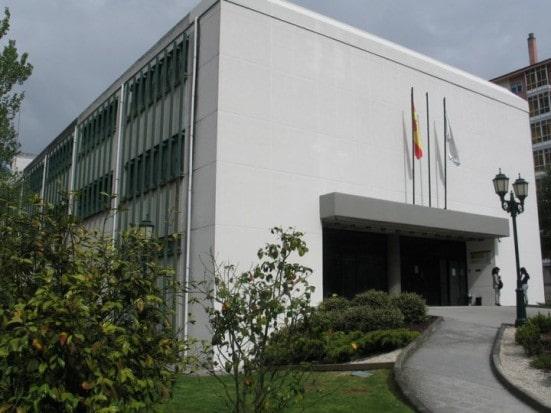 Biblioteca Pública del Estado en Lugo