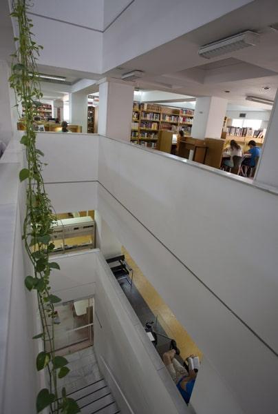 Biblioteca Pública del Estado en Madrid - Manuel Alvar