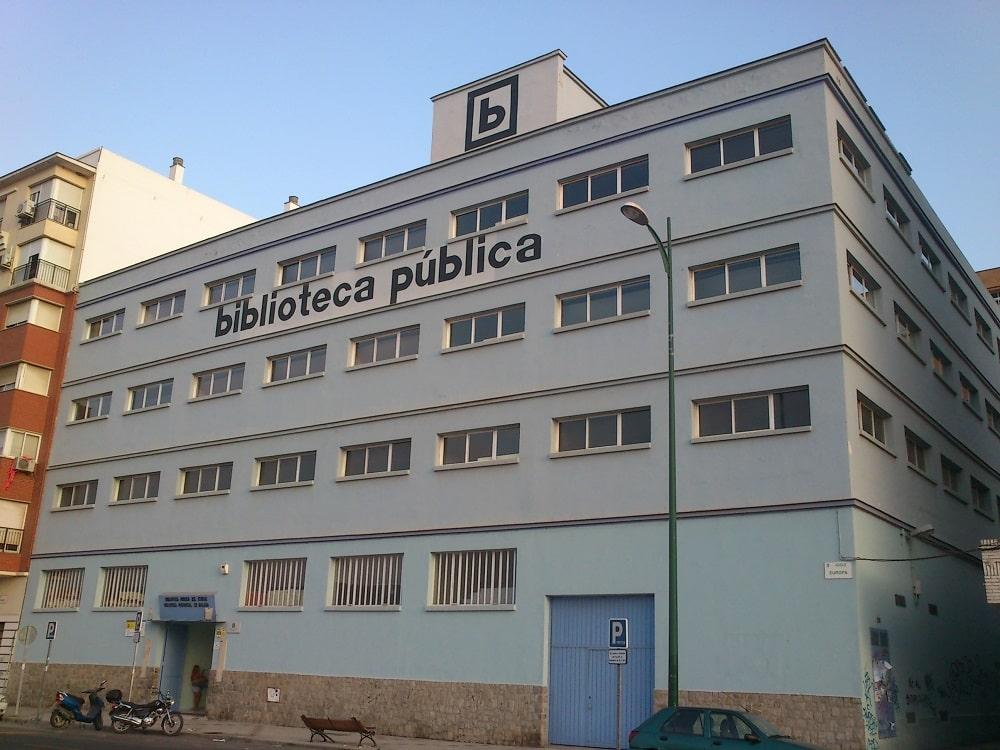 Biblioteca Pública del Estado en Málaga