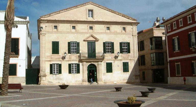 Biblioteca Pública del Estado en Maó
