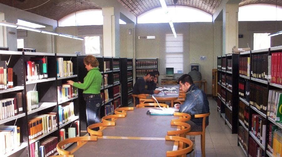 Biblioteca Pública del Estado en Melilla