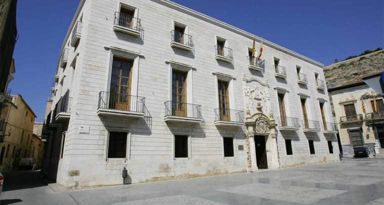 Biblioteca Pública del Estado en Orihuela - Fernando de Loazes