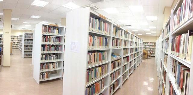Biblioteca Pública del Estado en Pontevedra - Antonio Odriozola