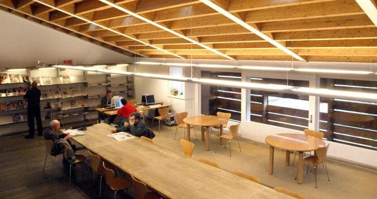 Biblioteca Pública del Estado en Salamanca - Casa de las Conchas