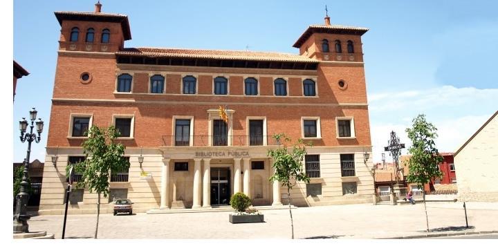 Biblioteca Pública del Estado en Teruel - Javier Sierra
