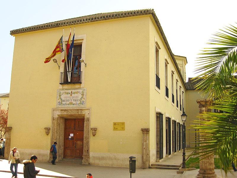 Biblioteca Pública del Estado en Valencia