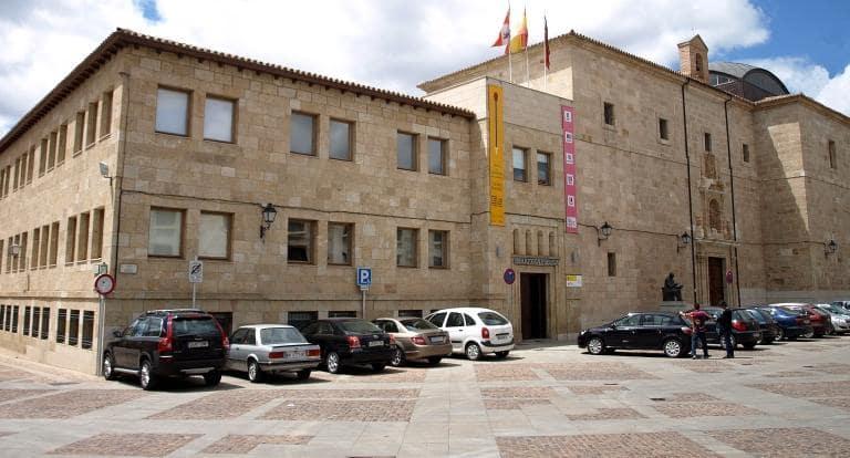 Biblioteca Pública del Estado en Zamora