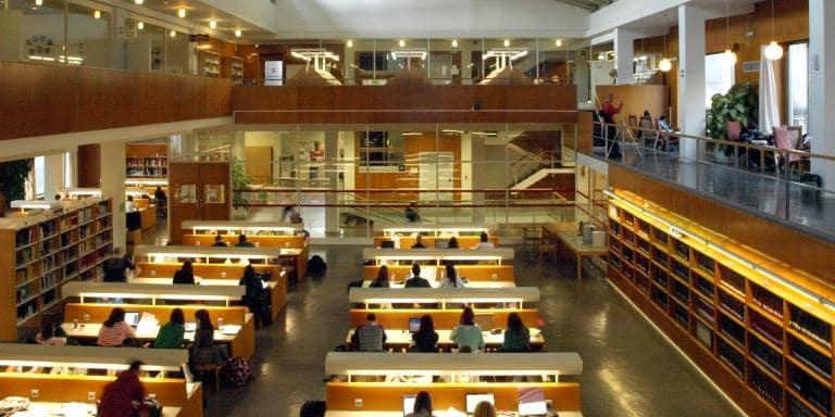 Biblioteca Pública del Estado en Zaragoza