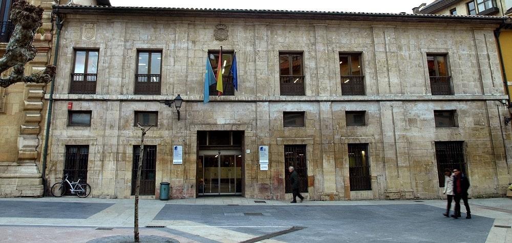 Biblioteca de Asturias Biblioteca Pública del Estado en Oviedo Ramón Pérez de Ayala